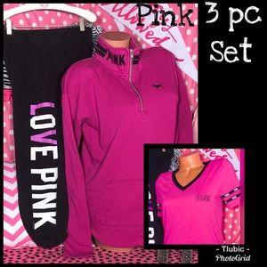 VS Pink Set🌴